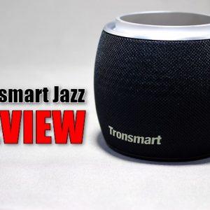 出張のお供はこれに決定!超軽量BluetoothスピーカーTronsmart Jazzのレビュー