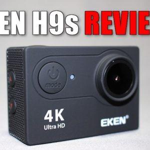 手のひらサイズで4K録画!アクションカメラ「EKEN H9s」のレビュー