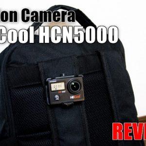 HDCool HCN5000の実機レビュー。手ぶれ補正が強力なアクションカメラ!
