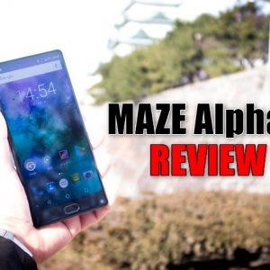 MAZE Alpha Xの実機レビュー。スペック・特徴・価格・最安値まとめ