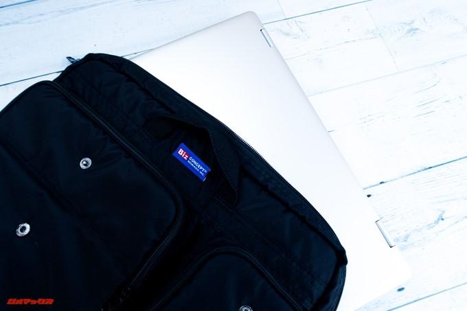 Teclast F6 Proはコンパクトで薄いので小さめのカバンでも入ります。