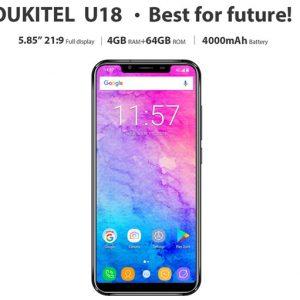 Oukitel U18のスペックレビュー。性能、特徴、最安値まとめ