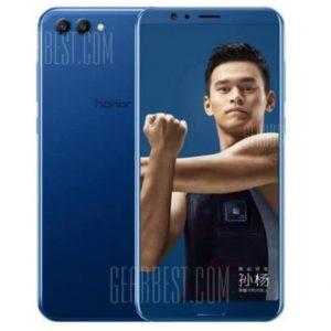 Huawei honor V10/6GB版(Kirin 970)の実機AnTuTuベンチマークスコア