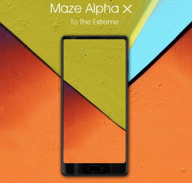 MAZE Alpha X/ROM64GB版