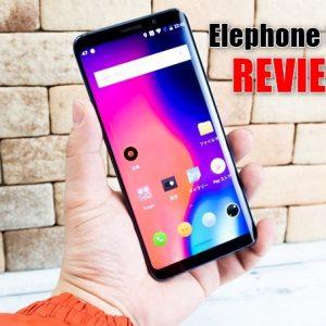 Elephone U Proの実機レビューとスペック。性能、特徴、最安値まとめ