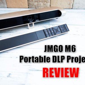 仕事もプライベートもこれ1台!プロジェクター「JMGO M6」レビュー!