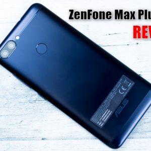 ZenFone Max Plus (M1)の実機レビューとスペックを解説!特徴、最安値まとめ!