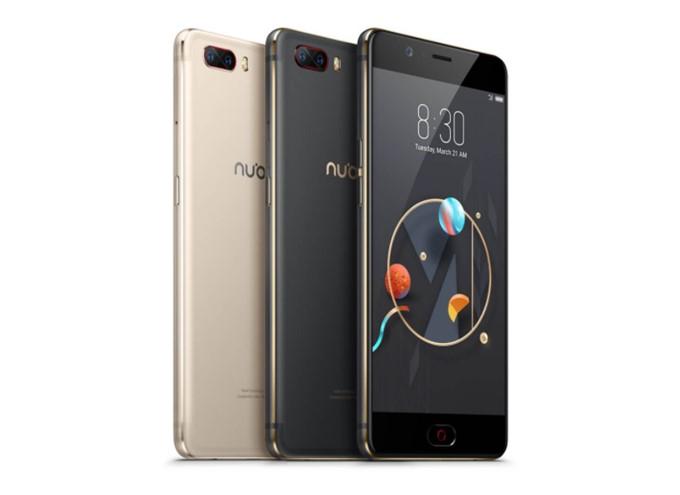 Nubia M2/ROM 64GB版