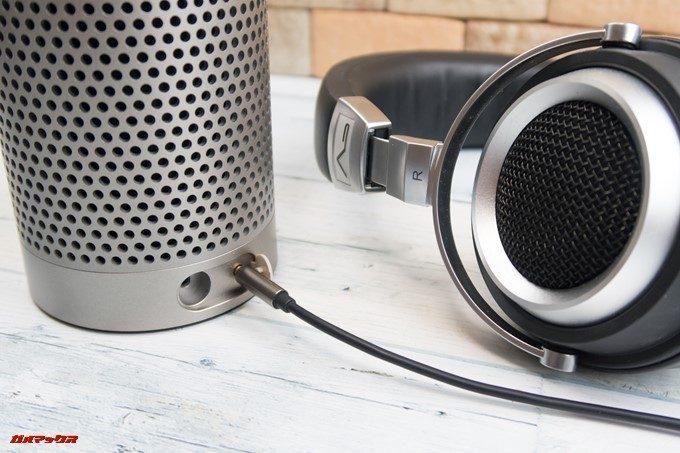 Amazon Echo Plusにお気に入りのヘッドホンも直接接続出来ます!