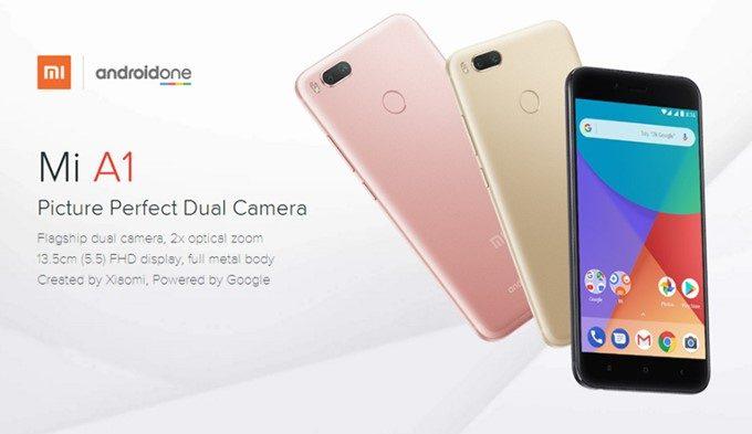 Xiaomi Mi A1/ROM32GB版の価格・割引クーポン・最安値まとめ