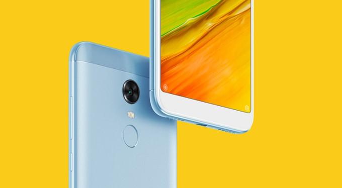 Xiaomi Redmi 5 Plus/メモリ4GB版
