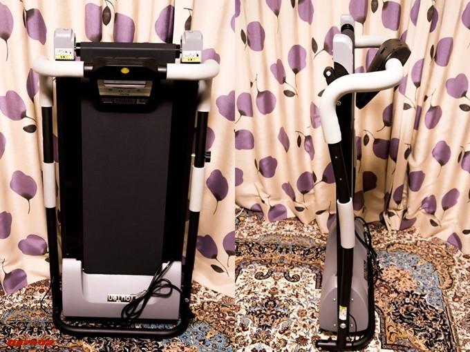 電動ルームランナー 8km/h ランニングマシン