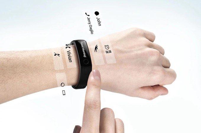 HUAWEI Band 3 Smartband