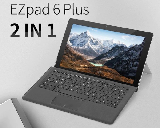 Jumper EZpad 6 Plus
