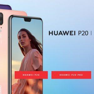 [実機到着]HUAWEI P20 ProのスペックとP20の違い、発売日、価格まとめ!