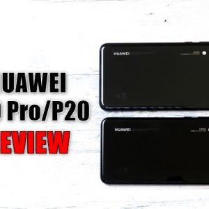 [実機レビュー!]HUAWEI P20 ProのスペックとP20の違い、発売日、価格まとめ!