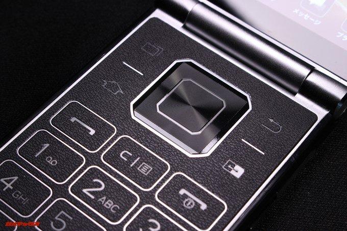 VKworld T2 Plusのカーソルキーはエッチング加工が施されているので非常に高品質