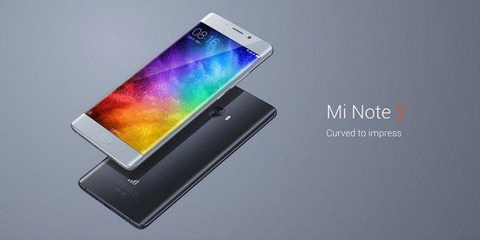 Xiaomi Mi Note 2RAM4GBROM64GB