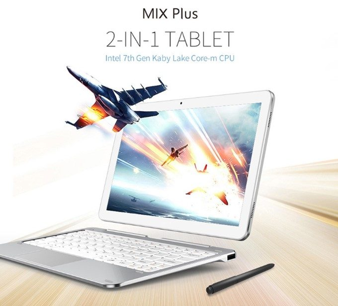 ALLDOCUBE Mix Plus 2 in 1 タブレットPC