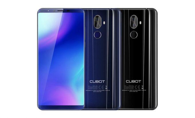 CUBOT X18 Plus