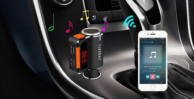 Earldom M10 Dual USB Car Charger