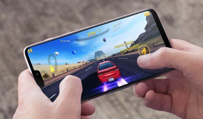 OnePlus 6はゲーム中に動作を高速化したり通知をブロックできるゲームモードを搭載
