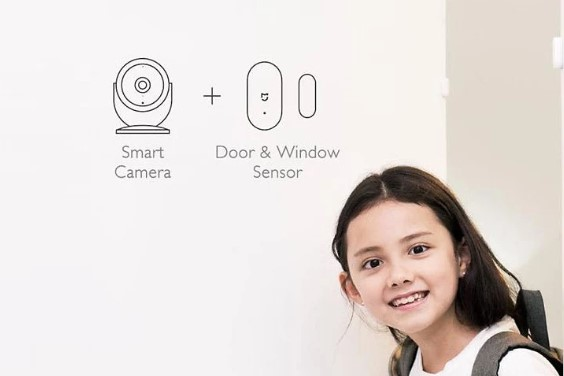 Xiaomi Mijia Aqara Smart IP Camera