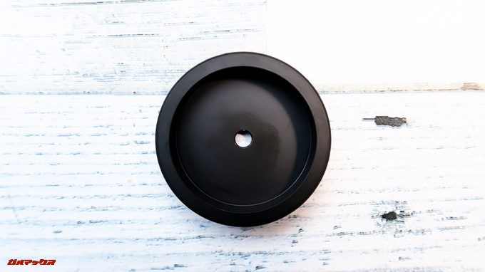 Feiyu Tech G5はアクションカメラの重量バランスを調整する重りが付属しています。