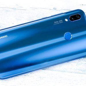 Huawei P20 lite(kirin 659)の実機AnTuTuベンチマークスコア
