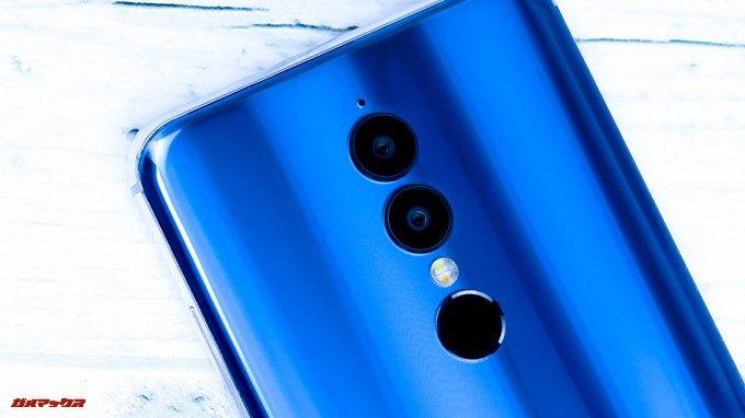 UMIDIGI A1 Proはダブルレンズカメラを搭載しています。