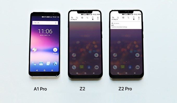A1 ProはDSDV対応。