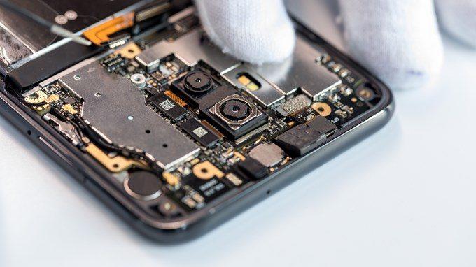 UMIDIGI Z2 Pro バッテリー分解