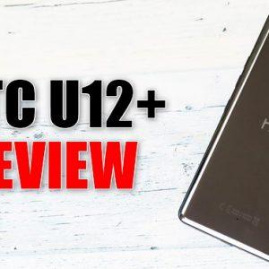 HTC U12+のレビュー!スペックや特徴、最安値のまとめ!
