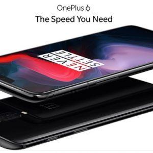 OnePlus 6/6GB版(Snapdragon 845)の実機AnTuTuベンチマークスコア
