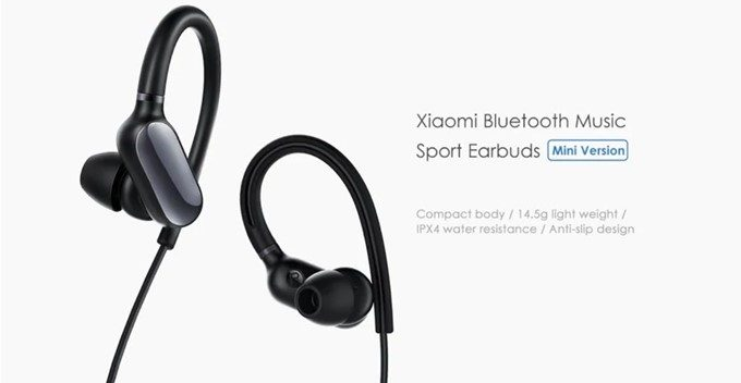 Xiaomi Mi Sports Bluetooth Headset Earphone