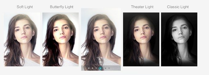 Huawei Honor 10はAIによりひとつの写真で複数のライディングを実現