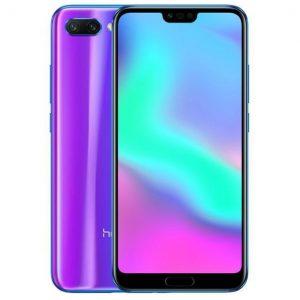 Huawei Honor 10(kirin 970)の実機AnTuTuベンチマークスコア