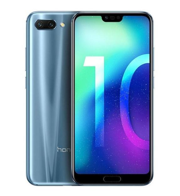 Huawei Honor 10はグレーカラーもリリースされています。