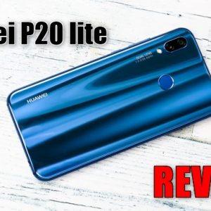 Huawei P20 lite実機レビュー。スペック、特徴、最安値まとめ!