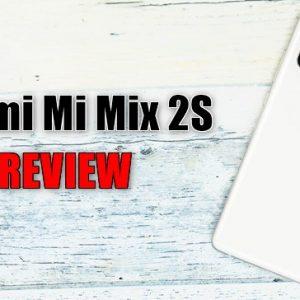 Xiaomi Mi Mix 2Sのレビュー!スペック・最安値まとめ