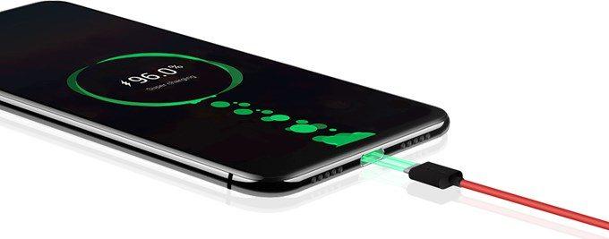 UMIDIGI Z2は18W超高速充電可能