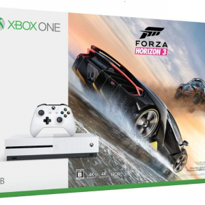 Xbox One S 1TB Forza Horizon 3 同梱版が22,255円!