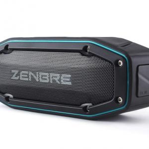【在庫僅か】Bluetoothスピーカー、ZENBRE D6。12,666円→2,699円!