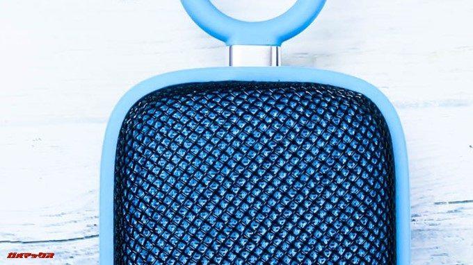 Bubble Podsはグリルメッシュの中が布素材なので水切れが悪いです
