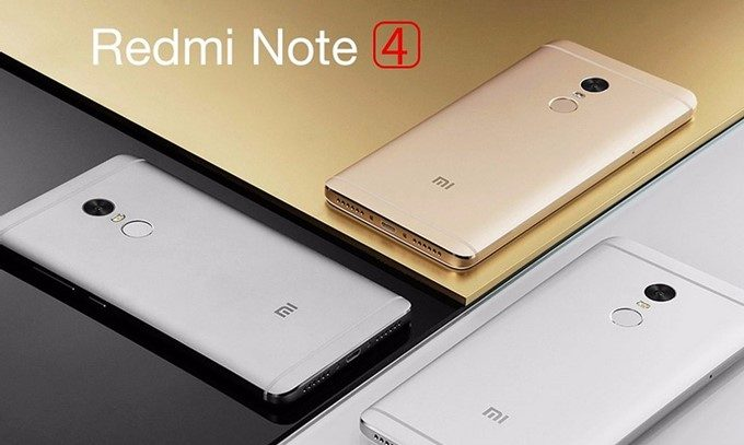Xiaomi Redmi Note 4 Global Edition