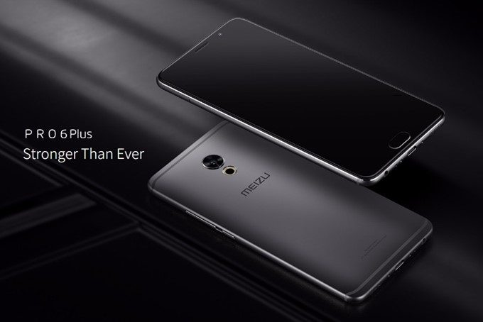 Meizu Pro 6 Plus Global Version