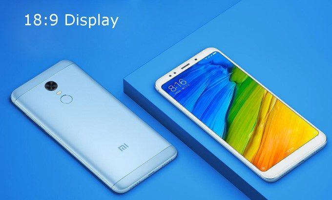 Xiaomi Redmi 5 Global Version