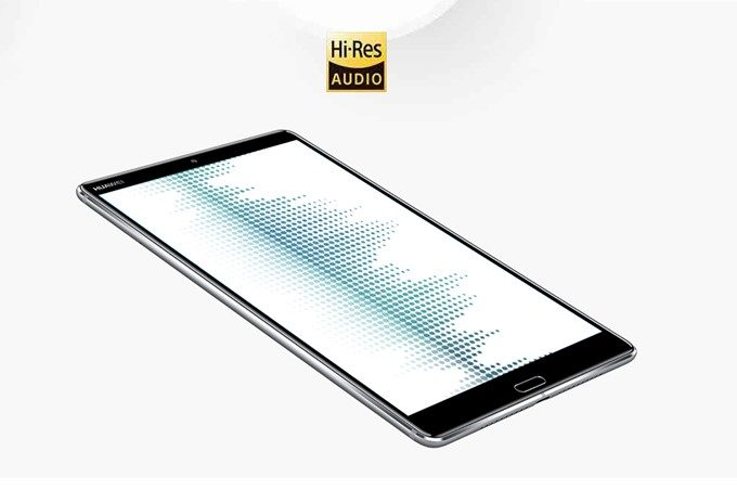 HUAWEI MediaPad M5はハイレゾ対応!