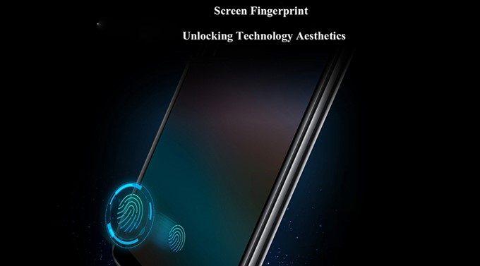 Vivo NEXはディスプレイに指紋認証ユニットを内蔵した先進的な指紋認証ユニットを搭載しています。