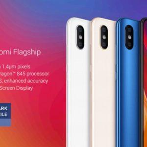 Xiaomi Mi 8のスペックと割引クーポン、最安値のまとめ!